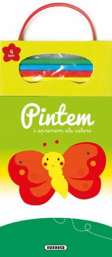 Inmaswan.es Pintem I Aprenem Els Colors (Mariposa) Image