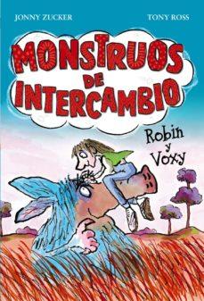 Encuentroelemadrid.es Monstruos De Intercambio: Robin Y Voxy Image