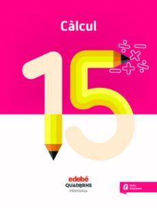 Geekmag.es Calculo 6º Edicacopm Primaria Quadern 15 (Cat) Image