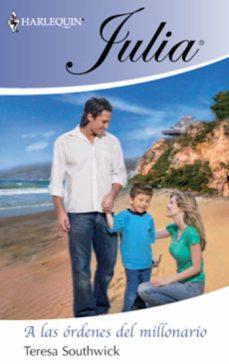 a las órdenes del millonario (ebook)-teresa southwick-9788468715742