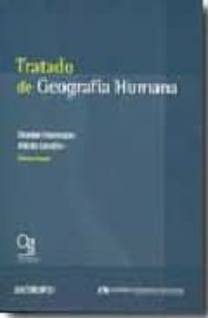 tratado de geografia humana-daniel hiernaux-alicia lindon-9788476587942