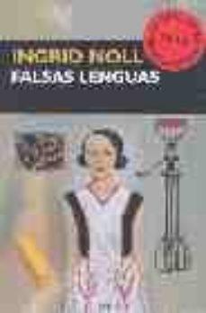Leer libros descargados en ipad FALSAS LENGUAS de INGRID NOLL