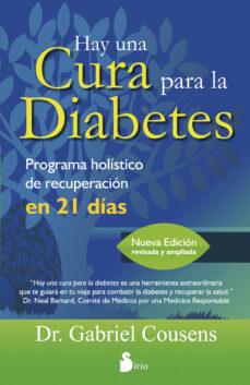Libro de cura de 30 días para la diabetes