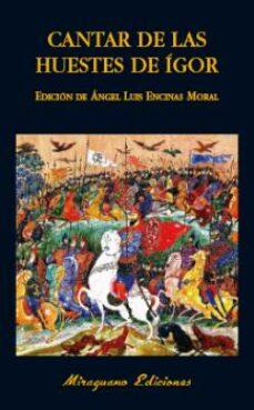 Descargas de libros electrónicos de mobi gratis. CANTAR DE LAS HUESTES DE IGOR 9788478134342