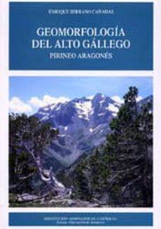Cdaea.es Geomorfologia Del Alto Gallego: Pirineo Aragones Image