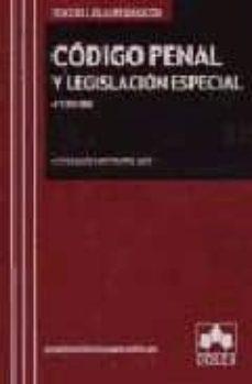 Comercioslatinos.es Codigo Penal Y Legislacion Especial (4ª Ed.) Image