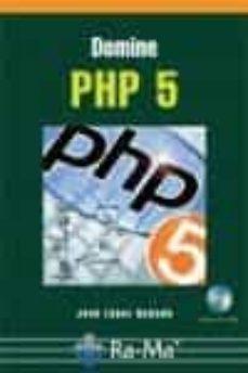 Descargar DOMINE PHP 5 gratis pdf - leer online