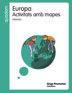 Carreracentenariometro.es Quadernd Activitats Amb Mapes Europa Catala Ed 10 Image
