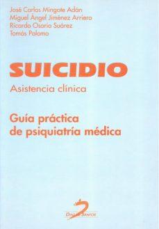Encuentroelemadrid.es Suicidio: Asistencia Clinica Image