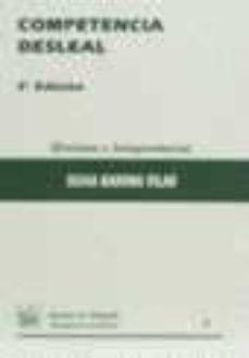 Carreracentenariometro.es Competencia Desleal (2ª Ed.) Image