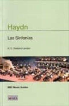 haydn: las sinfonias (bbc music guides)-h.c. robbins landon-9788482363042