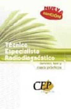 Lofficielhommes.es Temario, Test Y Casos Prácticos Tecnico Especialista Radiodiagnos Tico Oposiciones Generales Image