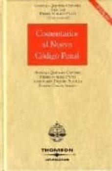 Emprende2020.es Comentarios Al Nuevo Codigo Penal (4ª Ed.) Image