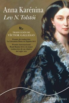 Descargas gratuitas de libros electrónicos para kindle ANNA KARENINA de LEON TOLSTOI 9788484288442