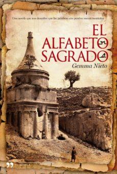 el alfabeto sagrado-gemma nieto-9788484608042