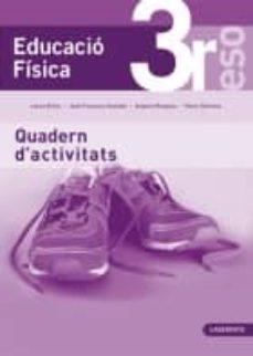 Inmaswan.es Cuaderno Ed. Fisica 3º Eso (Loe) Valenciano Image