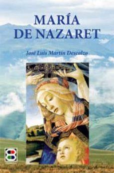maria de nazareth-jose luis martin descalzo-9788485803842