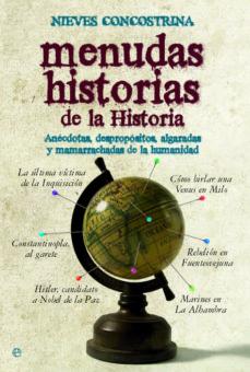 menudas historias de la historia-nieves concostrina-9788490606742