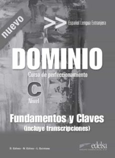 Descargar libros de epub para kindle DOMINIO: FUNDAMENTOS Y CLAVES: NIVEL C PDB FB2 9788490816042