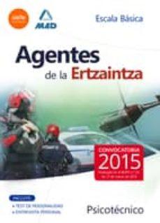 Elmonolitodigital.es Agentes De La Ertzaintza. Escala Básica. Psicotécnico Image