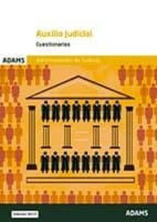 cuestionarios auxilio judicial (2ª ed.)-9788491473442