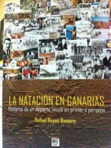 la natacion en canarias-rafael reyes romero-9788494258442