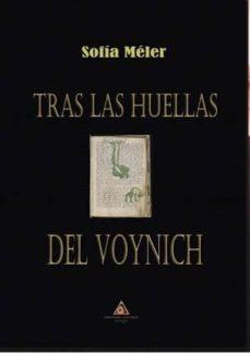 tras las huellas del voynich-sofia meler-9788494513442
