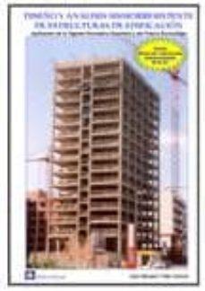 diseño y analisis sismorresistente de estructuras de edificacion-luis manuel villa garcia-9788495279842
