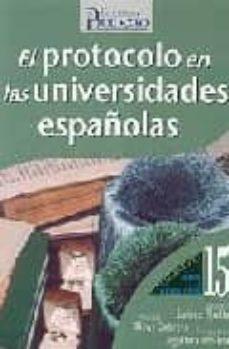 Bressoamisuradi.it El Protocolo En Las Universidades Españolas Image