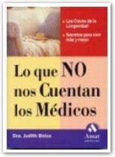 Iguanabus.es Lo Que No Nos Cuentan Los Medicos Image