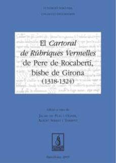 Ojpa.es Cartoral De Rubriques Vermelles De Pere De Rocaberti Bisbe De Gir Ona Image