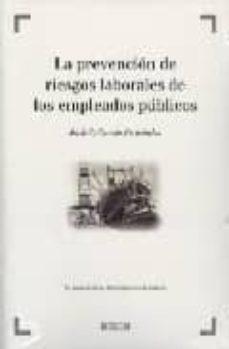 Libros gratis y descargables. LA PREVENCION DE RIESGOS LABORALES DE LOS EMPLEADOS PUBLICOS: EN ESPECIAL DE LA ADMINISTRACION DE JUSTICIA 9788497901642 de RAUL C. CANCIO FERNANDEZ in Spanish