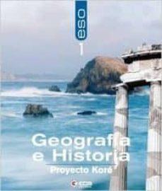 Permacultivo.es Sociales 1º Eso Eso Geografia Ha.kore Castilla Leon Ed 2007 Image