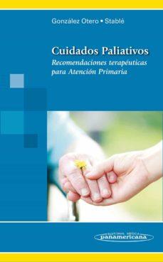 Descargas gratuitas para libros sobre kindle CUIDADOS PALIATIVOS. RECOMENDACIONES TERAPÉUTICAS PARA ATENCIÓN PRIMARIA.