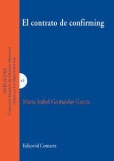 Descargar CONTRATO DE CONFIRMING gratis pdf - leer online