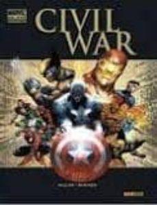 civil war-mark millar-9788498855142