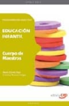 Elmonolitodigital.es Cuerpo De Maestros. Educacion Infantil. Programacion Didactica Image
