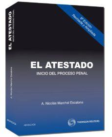 Inmaswan.es El Atestado: Inicio Proceso Penal (8ª Ed) Image