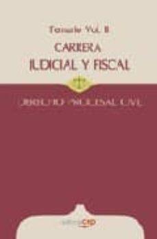 Geekmag.es Carrera Judicial Y Fiscal. Derecho Procesal Civil.temario Vol. Ii Image