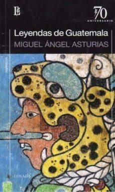leyendas de guatemala miguel angel asturias pdf gratis