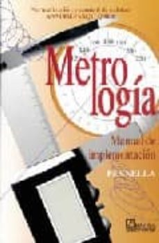 metrologia: manual de la implementacion-c. robert pennella-9789681855642
