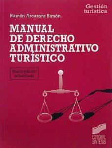 Chapultepecuno.mx Manual De Derecho Administrativo Turístico. Image