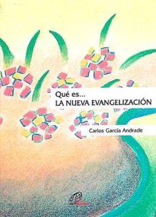 Inciertagloria.es Qué Es... La Nueva Evangelización Image