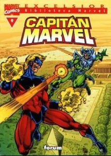 Mrnice.mx Capitan Marvel Nº 9 (Biblioteca Marvel) Image