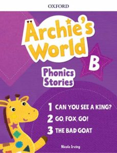 Gratis en línea libros descarga pdf ARCHIE S WORLD B PHONICS READERS PACK (3)