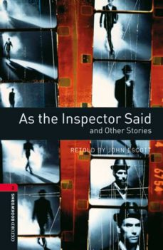 Descargando audiolibros en OXFORD BOOKWORMS 3. AS THE INSPECTOR SAID AND OTHER STORIES MP3 P ACK en español 9780194657952 de JOHN ESCOTT DJVU iBook RTF