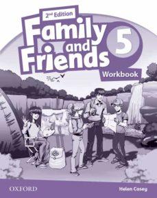 family & friends 5 ab 2ed-9780194811552