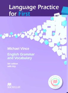 Descargar Ebooks in italiano gratis LANGUAGE PRACTICE FOR FIRST 5TH EDITION. STUDENT S BOOK WITH KEY 9780230463752