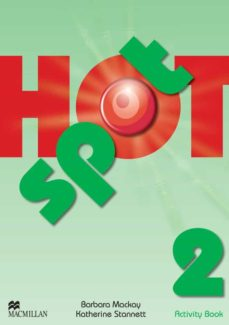hot spot 2 activity book-9780230533752