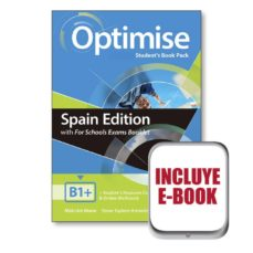 Descargar ebook gratis para mp3 OPTIMISE B1+ EXAM BKLT STUDENT´S  BOOK  PACK de  9781380015952